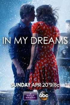 """Dream date! Katharine McPhee (NBC's """"Smash"""") and Mike Vogel (CBS' """"Under the Dome"""") are two lonely people with nothing in common - until they both drop coins in the fountain and wind up dreaming of each other. Películas Hallmark, Hallmark Movies, Hallmark Channel, Hallmark Christmas, Jobeth Williams, Tv Movie, Night Film, Bon Film, Film Su"""