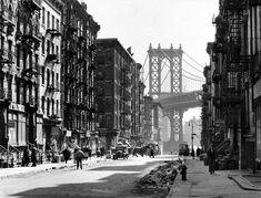 Berenice Abbott Fotografa In Bianco E Nero La Manhattan Del 1936 | Spunti Di Mezzanotte