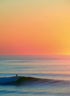 Surfing in the evening, so theraputic! Cannot wait for Portugal this Summer!