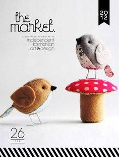 the market 'look book' Feb 2012