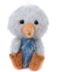 Bertie Bluebird by Jack