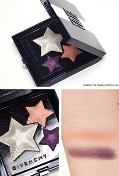 GIVENCHY Superstellar Autumn Makeup Swatches