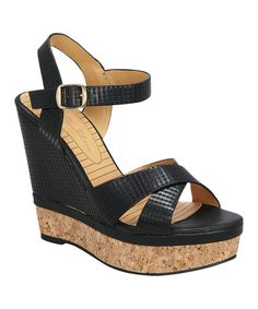 Look at this Black Betty Sandal on #zulily today!