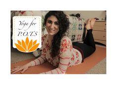 Restorative Yoga for Postural Orthostatic Tachycardia Syndrome ( POTS )