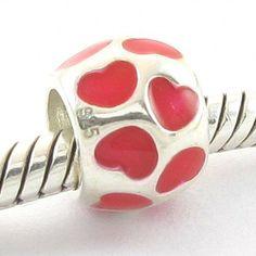 Solid Silver Red Color Heart Pure Love Bead Charm Fits Pandora Chamilia Baigi Troll Beads Bracelets Beads Hunter silver Charm,http://www.amazon.com/dp/B0058WPF7S/ref=cm_sw_r_pi_dp_iwB8sb0QGTY2A527