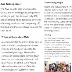 """We found these 4 communities from 4 different places that are not using money still today. """"I want to visit them!""""- Ayana. Tribal Group, Save The Planet, Wealth, Planets, Things I Want, Community, Money, Communion, Silver"""