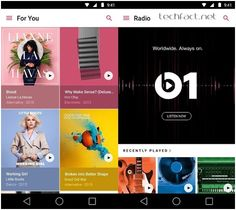 Apple Music Beta is Available on Android mobiles