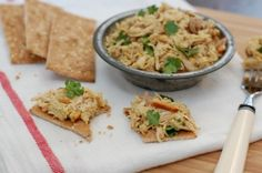 curry chicken salad recipe - 100 Days of Real Food