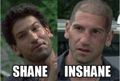 Shane Walking Dead Meme