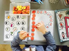 Bates: Learning Letters Hands-On Letter Activities, Learning Letters, Anchor Charts, Alphabet, Hands, Stamp, Lettering, Teaching, Illustration