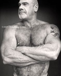 Pictures of mature musclemen