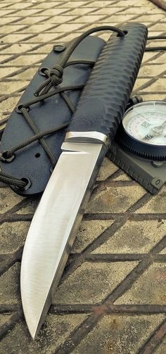 Szabó Zoltán Tactical Tatu a full tang puukkó Fixed Knife Blade @aegisgears