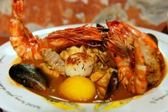 A Traditional Marseille Bouillabaisse Recipe. Jun loves bouillabaisse and I love cooking for Jun :)