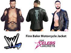 Finn Balor Motorcycle Jacket