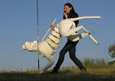 Roger Titley's Creatures, Puppets & Live Performances