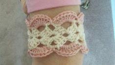 crochet bracelet patterns - YouTube