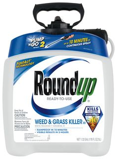 Kill weeds and grass the fast & easy way with Roundup Weed & Grass Killer Ready-To-Use Pump 'N Go Sprayer. Find a retailer near you!