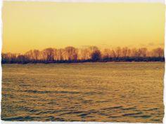 Остров Кораблик на Оби.