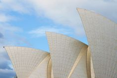 """""""The three nuns: a detail from Sydney Opera House"""" by Flickr user Carmelo Aquilina"""