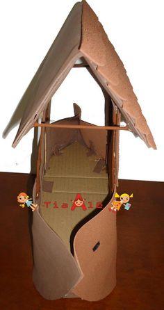Essa Arca é feita de papelão e encapada de EVA. Começo da história. As crianças vieram em par, menina e menino, como tem ...