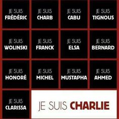 Charlie Hebdo 7 janvier 2015
