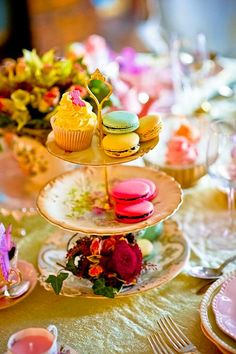 tea party...yes please!