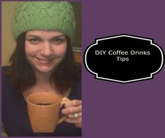 Make your Own Coffee Drinks at Home to Save Money!