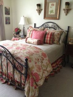 Charming Country Bedroom Designs That Will Delight You  | Shabby Chic Bedroom Ideas for Women | #shabby #chic #shabbychic #bedroom