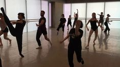 Students at Trinity Laban Conservatoire of Music and Dance working in the studio, May Lemon Sponge Cake, Contemporary Ballet, Workshop, Dance, Studio, Concert, Music, Travel, Dancing