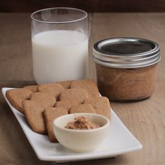 Speculoos Cookies and Homemade Cookie Butter (Sweet Recipes Videos) Homemade Cookie Butter, Homemade Cookies, Homemade Breads, Cookie Recipes, Dessert Recipes, Biscoff Recipes, Dinner Recipes, Baking Desserts, Cookies Receta