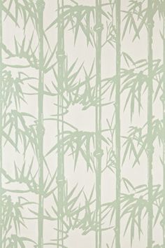 Bamboo BP 2139 - Wallpaper Patterns - Farrow & Ball