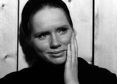 Liv Ullman as Elisabet Vogler in Persona