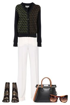 Casual Friday by nino-d-f on Polyvore featuring polyvore, fashion, style, Maison Margiela, Dolce&Gabbana and clothing