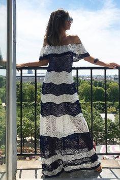 Vestidos de Crochê e Tricô - A Marca Mais Linda de Tricô do Brasil   Galeria Tricot