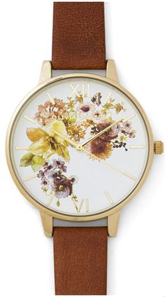 Time of the Season Watch via Mod Retro Vintage Watches
