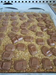 Monkey Business, Food Art, Sweet Recipes, Candy, Cookies, Chocolate, Desserts, Eat, Crack Crackers