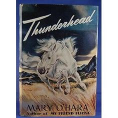 Thunderhead. Sequel to My Friend Flicka.