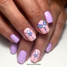 Everything down to the last gem is sheer #perfection. #Nails by @kseniyanova_nails.