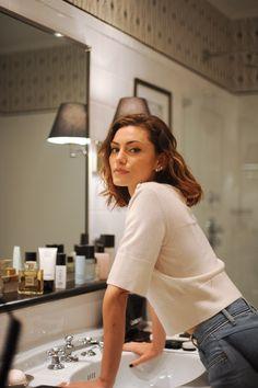 hair/makeup inspo
