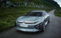 WALLPAPERS HD: Citroen CXperience Concept