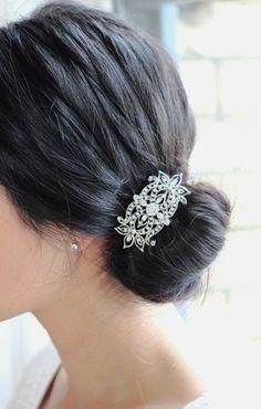 Wedding Hair Accessories /  Bridal Hairpiece