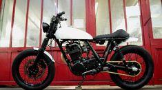 - Yamaha SR 125 -