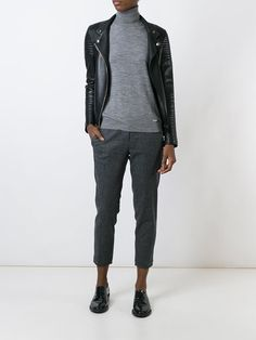 Brunello Cucinelli tailored cropped trousers