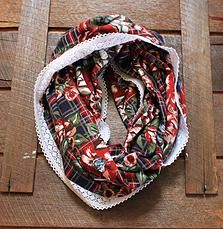 The Lassy Girl Eterity Scarf that's super soft and oh so stylish $35 at Godzgear Fashion Accessories l Godzgear l Gifts | Scarves