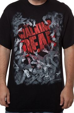 Walking Dead Zombie Attack: TV Shows The Walking Dead T-shirt