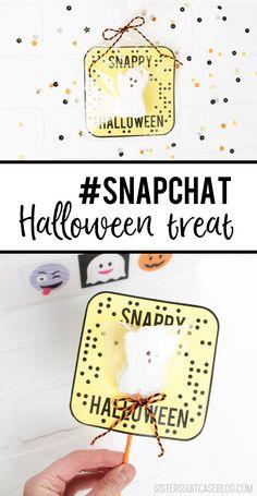 Snapchat Halloween T