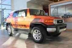 TRD Custom FJ--I want this truck!!!!!