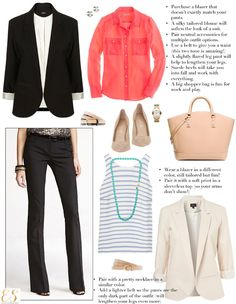 Sequins & Stripes - wear to work board