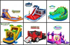 Blast Zone ~ Magic Castle Ultra 12 Review & Discount Code, Inflatables, Water Slides, Splash Zones, Bounce Houses, Water Parks, Inflatable Playgrounds, Obstacle Course
