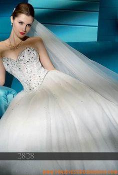2828  Vestido de Novia  Demetrios Bride